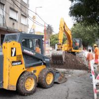 Moreno | Avanza el plan integral de bacheo, pavimentación y alcantarillado en el municipio