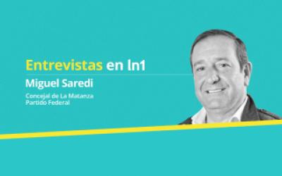 Miguel Saredi: