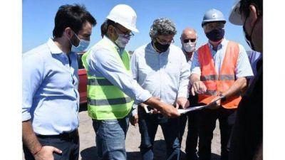 Lobos, Monte y Roque Pérez se verán beneficiados con las obras en el Río Salado que anunció la provincia