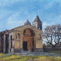 Exquisita exposición de la artista Carmen Moyano en el Museo Jesuítico