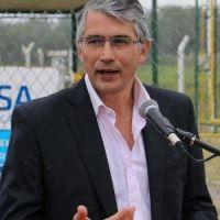 El intendente Puglelli visitó la huerta orgánica del hogar infantil