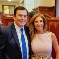 El gobernador Zamora y su esposa están recuperados y les dieron el alta