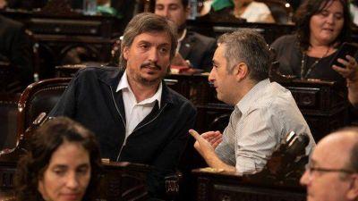 Por diferencias en el temario entre el oficialismo y la oposición, esta semana no habrá sesión en la Cámara de Diputados
