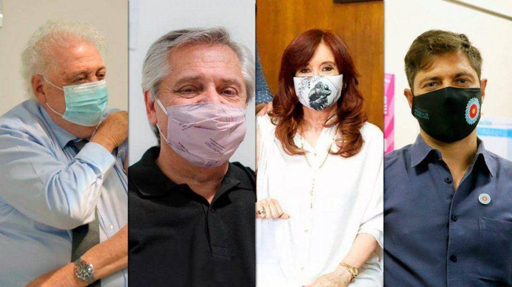 Los funcionarios argentinos que ya se aplicaron la vacuna Sputnik V contra el coronavirus