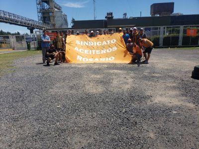 El rol del poder estructural en la reciente huelga de trabajadorxs aceiteros