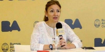 Grave: Soledad Acuña asegura que «como ministra no puedo garantizar la ventilación de las aulas»