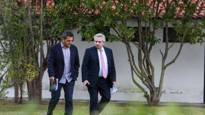 Alberto da por terminado el debate sobre los indultos y amnistías tras las declaraciones de Massa