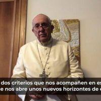 El Papa. Por un Iglesia Pueblo de Dios que camina unida en América Latina