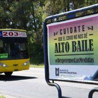Malvinas Argentinas lanza una campaña creativa para instar a los jóvenes a cuidarse del coronavirus