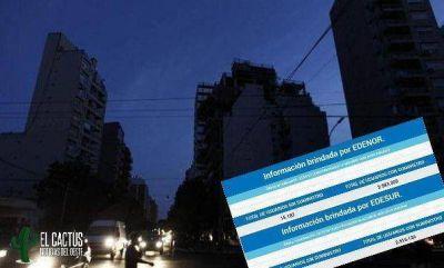 Más de 30 mil usuarios sin luz en el AMBA