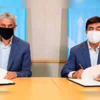 La Matanza | Espinoza y Ferraresi firmaron un convenio para construir casi 5.000 viviendas en el distrito