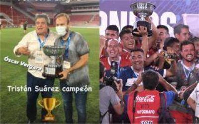El Intendente de Ezeiza, Gastón Granados, celebró el ascenso de Tristán Suárez: