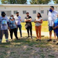 Desde Desarrollo Social de Nación junto al Municipio de Lomas, otorgó equipamientos al CIC del barrio 17 de Noviembre