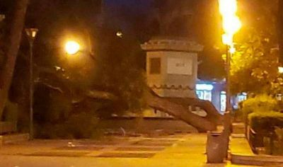 Fuerte temporal en La Rioja: destrozos en casas y vehículos