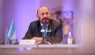 Insfrán invitó a Pietragalla para que verifique si viola los derechos humanos