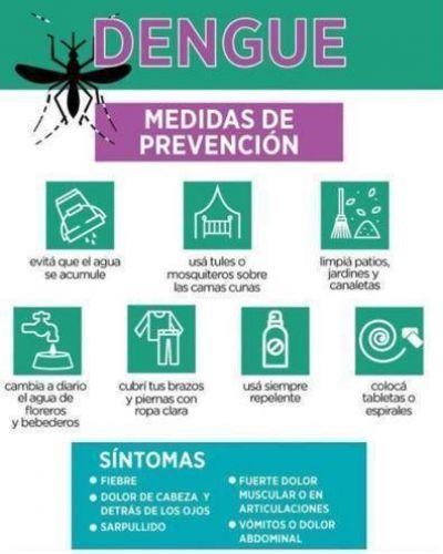 El STIA PBA llama a prevenir el dengue