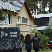 ARBA detectó casi 160 mansiones de lujo sin declarar en la Pinamar de Yeza