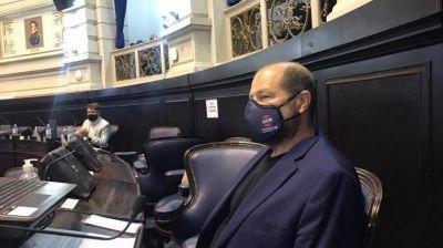 El diputado Carusso afirmó que las PASO provinciales no se tienen que eliminar