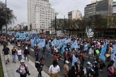 Las organizaciones sociales que integran el Frente de Todos piden que haya PASO