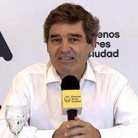 """Fernán Quirós aclaró que el ritmo de la vacunación depende de la llegada de las vacunas al país: """"La entrega es inestable"""""""
