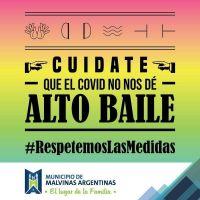 Alto Baile: Malvinas Argentinas lanzó campaña anti-Covid con estética de movida tropical