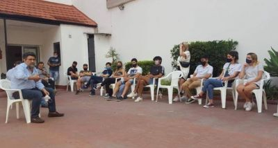 Se afianza el armado del Frente «Juventud Peronista» de San Martín