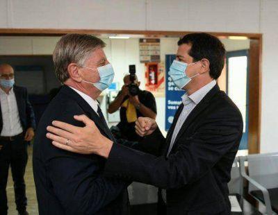 De Pedro y Ziliotto firmaron convenio para la consolidación de un polo tecnológico en General Pico