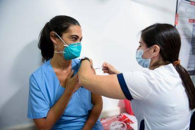 En Junín se inscribieron 11.149 vecinos para vacunarse contra el Covid