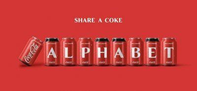 """""""Abecedario"""", la nueva campaña de Wunderman Thompson para Coca-Cola"""