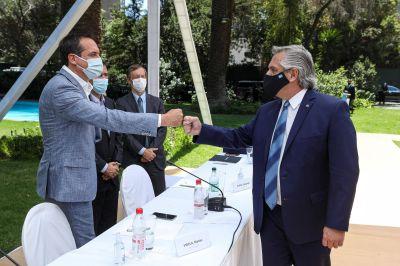 Alberto prometió liberar el cepo y los controles de precios, pero con gradualismo