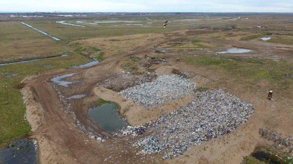 Piden expropiar el predio del basural de Pavón para instalar una planta de residuos