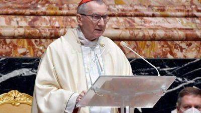 Parolin en Camerún, signo de la preocupación del Papa por África