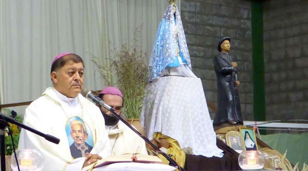 """Recuerdan a Santo Cura Brochero, un pastor """"con olor a oveja"""""""