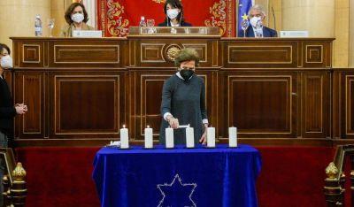 Presidente de los judíos en España pide que la cultura judía se introduzca en los currículos educativos