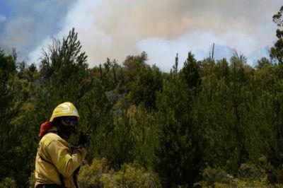 El Bolsón: Carreras dijo que pedirá la pena máxima para el responsable del incendio