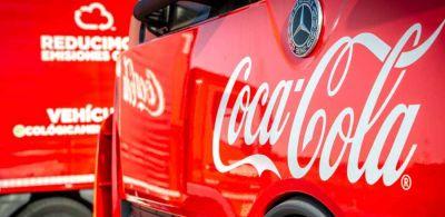 Coca-Cola Europa se suma a la iniciativa EV100 y se compromete a que su flota sea eléctrica en 2030
