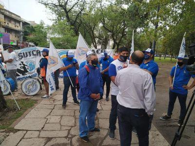 Seguridad Privada: Peligran 1.400 puestos de trabajo en AYSA