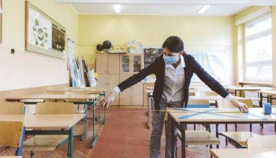 """Con los contagios que se registran actualmente, """"no habría posibilidad"""" de volver a las aulas, advierten desde SUTEBA La Plata"""