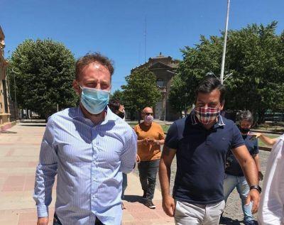 """Federico Otermín, el ascendente diputado que asegura: """"Inviable es la desigualdad, no la Provincia"""""""