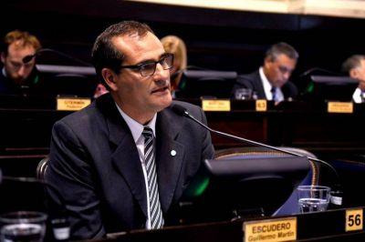 Guillermo Escudero, otro legislador bonaerense contagiado con Coronavirus