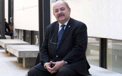 Fernando Tauber tiene coronavirus y está internado en La Plata