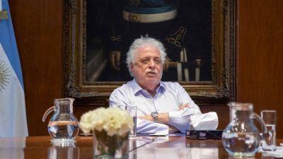 Ginés aceptó exponer en Diputados para detallar el plan de vacunación