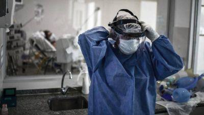 Murieron 166 personas y 9.471 fueron reportadas con coronavirus en el país