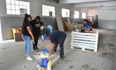 Inauguran el martes un centro de reciclado en Trelew