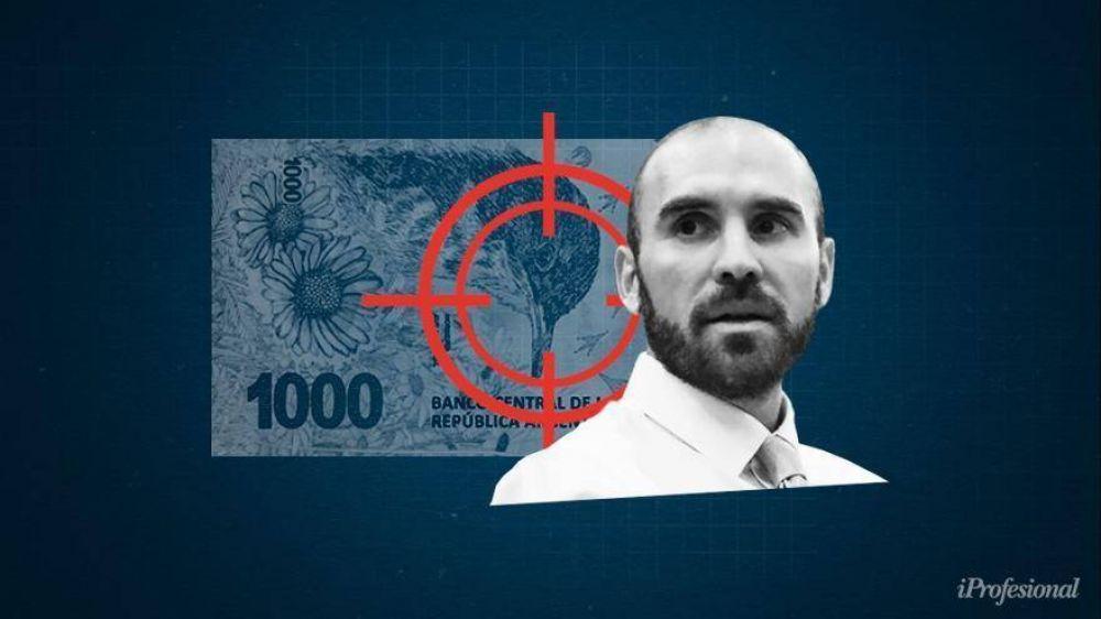 Salarios, en la mira: tras tensión con gremios y empresarios, Guzmán revisa su plan para los sueldos 2021