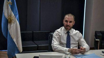 Guzmán pasa al frente de la negociación por la coparticipación e invita a Larreta a buscar una solución