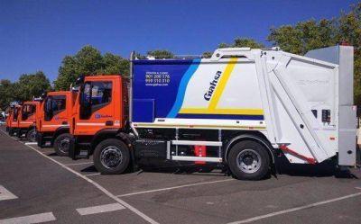 Coronavirus: baja un 7% la recogida de residuos en la zona de costa de Huelva por el impacto del Covid
