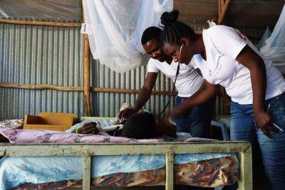 Coronavirus.- La pandemia amenaza con anular los avances para 1.000 millones de afectados por enfermedades tropicales