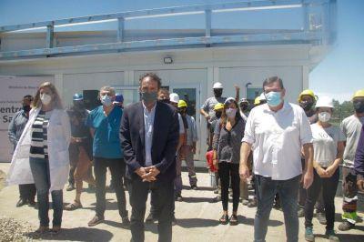 Katopodis confirmó que nueva unidad sanitaria en Mar del Plata estará lista en febrero