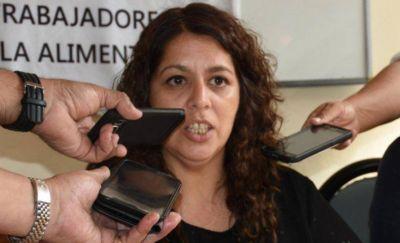 Alejandra Duhalde, de la CGT del Virch, es la nueva presidenta del PJ Trelew